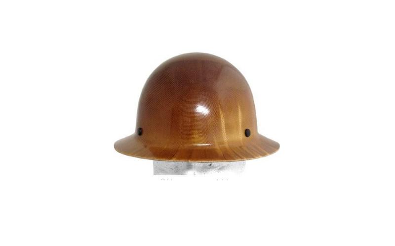 MSA-skullgard-full-brim-hard-hat-with-old-style-fas-trac-II-suspension