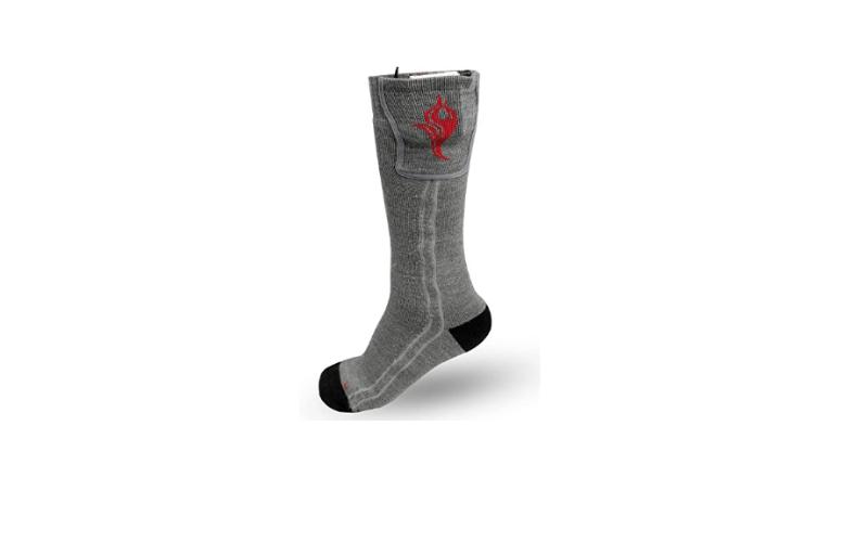heated-wool-socks-electric-running-hiking-and-hunting-socks