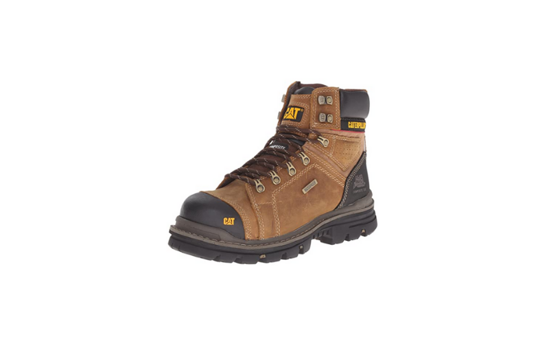 """caterpillar-mens-hauler-6""""-waterproof-comp-toe-work-boot"""