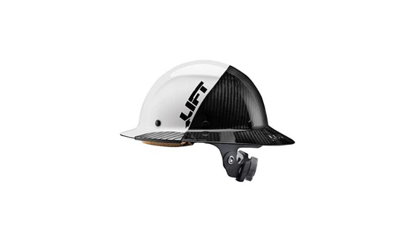Lift-safety-DAX-fifty-carbon-fiber-full-brim-hard-hat