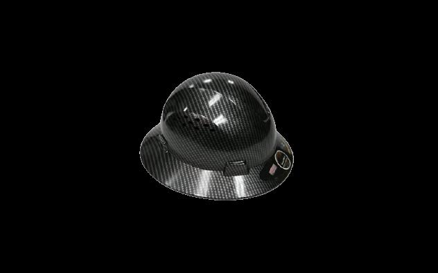 HDPE-hydro-dipped-full-brim-carbon-fiber-hard-hat